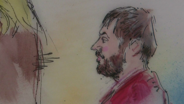 How James Holmes acted before massacre