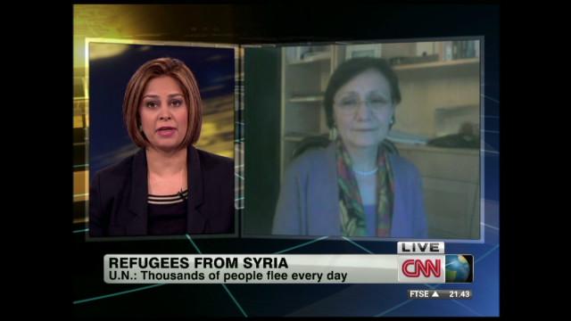 UNICEF struggles to help Syrian refugees