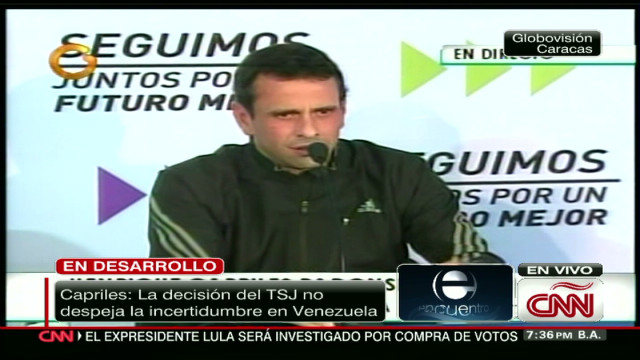 cnnee capriles speech press conference_00012202
