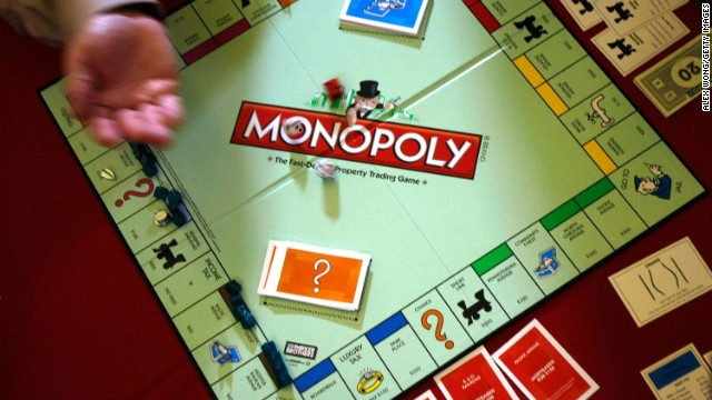 One of the Monopoly game's iconic playing pieces will get the heave-ho after voting ends February 5.