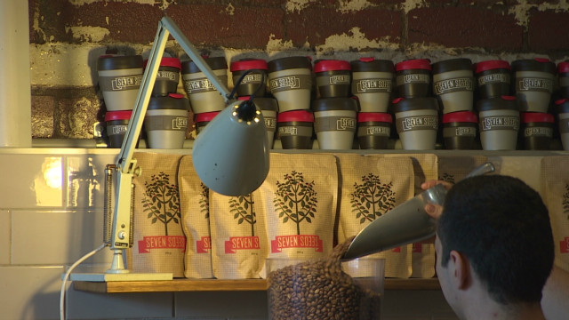 Coffee tasting in Melbourne