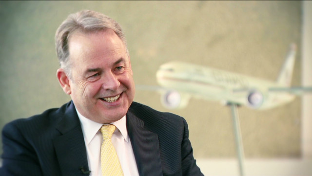 Etihad CEO rejects airline alliances