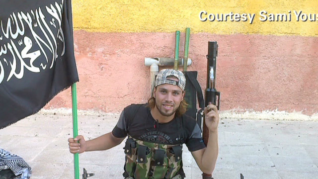 Inside the life of a Syrian rebel