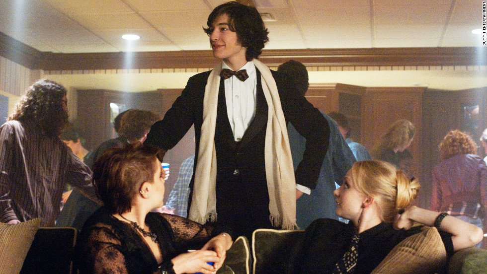 """In his September review, <a href=""""http://www.rollingstone.com/movies/reviews/the-perks-of-being-a-wallflower-20120920"""" target=""""_blank"""">Peter Travers wrote</a>, """"('The Perks of Being a Wallflower') is stolen, head to tail, by Ezra Miller,"""" and other critics agreed. Yet the 20-year-old actor didn't receive a nomination for his role in Stephen Chbosky's big screen adaptation."""