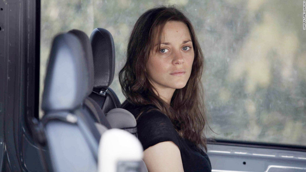 "Marion Cotillard received praise for her role as Stéphanie, a killer-whale trainer who suffers a horrible accident, in ""Rust and Bone."" But it wasn't enough to nab the actress a 2013 nomination."