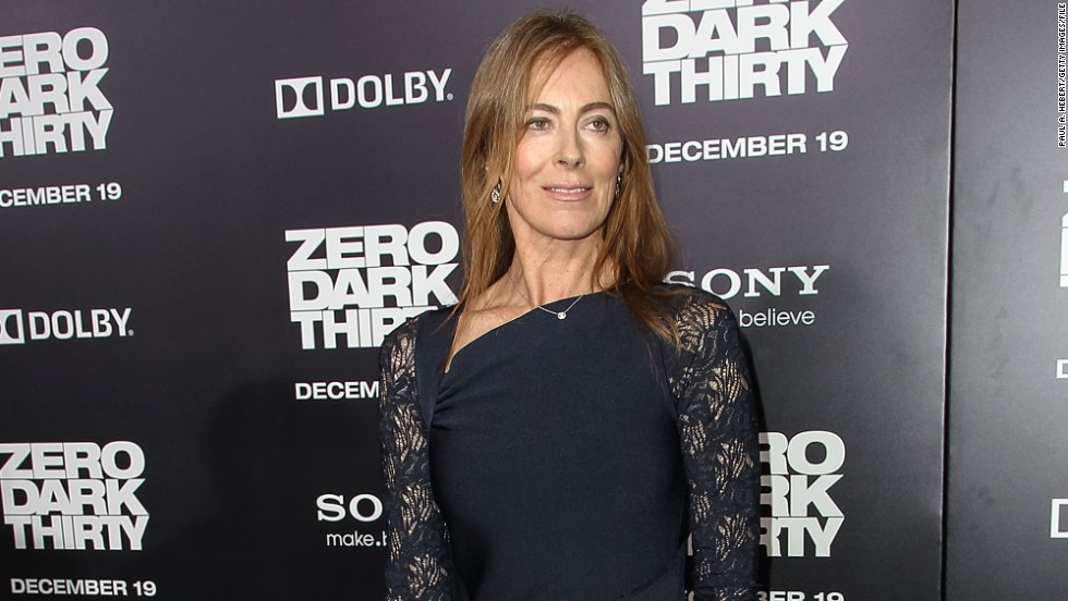 "Kathryn Bigelow became the first female director to win an Oscar when her 2008 war film, ""The Hurt Locker,"" got the gold. This year, many thought she would at least be nominated for the gripping Osama bin Laden manhunt drama, ""Zero Dark Thirty."" But It turned out there was zero chance of that happening."