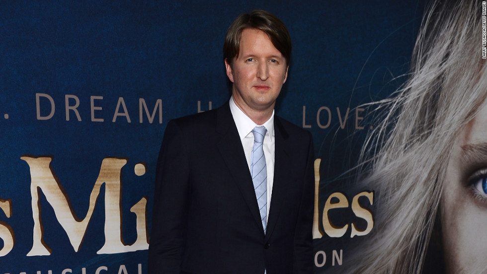 "Tom Hooper's ""Les Misérables"" didn't earn him a nod for best director, despite the film garnering eight nominations, including one for best picture. Hooper won the Oscar for best director in 2011 for ""The King's Speech."""