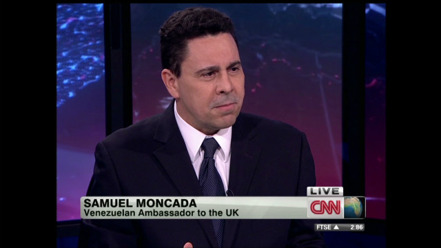 Venezuelan diplomat: Chavez is in charge