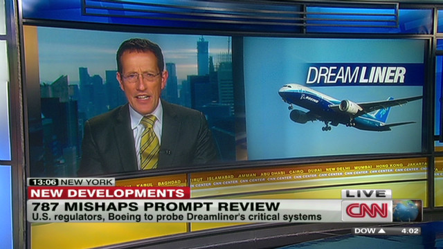 Dreamliner probe aimed at reliability