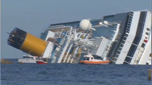 Costa Concordia disaster: One year later