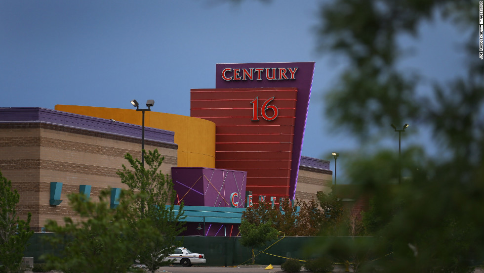 "The Aurora Century 16 movie theater where 12 people were killed and 58 were injured in July by alleged gunman James Holmes is hosting an event for the victims' families on Thursday, a day before it reopens to the public. Some of the relatives of the victims have <a href=""http://www.cnn.com/2013/01/02/us/colorado-theater-shooting/index.html"" target=""_blank"">expressed outrage </a>at the ""evening of remembrance."""