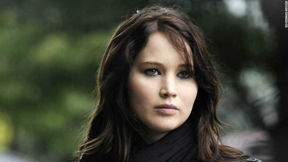 "Jennifer Lawrence's performance in ""Silver Linings Playbook"" nabbed the best actress in a comedy or musical motion picture Golden Globe. ""Oh, what does it say? I beat Meryl (Streep)!"" Lawrence joked when accepting her award."
