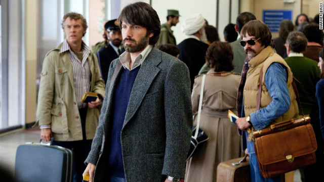"""Argo"" claimed the Best Picture award after Ben Affleck was denied a directing nomination."
