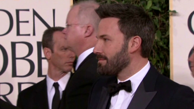 Ben Affleck's 'Golden' night