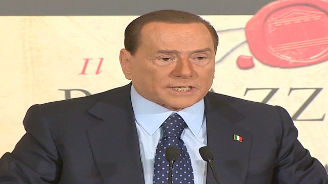 Why didn't Berlusconi witness testify?