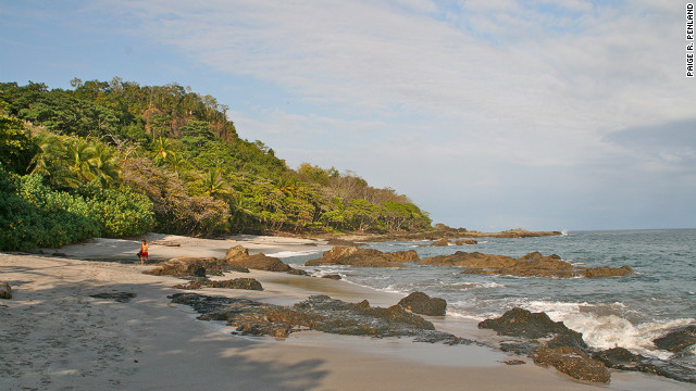 The wide white-sand beaches of Santa Teresa have become Costa Rica's hippest luxury escape.