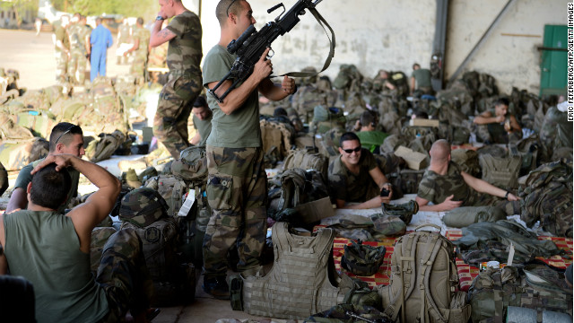 Kouchner: France 'obliged' to help Mali