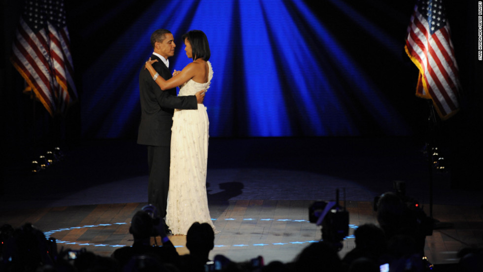Public consensus approved of the ball gown Obama wore on inauguration night in 2009. The dress solidified the first lady's reputation as having a keen eye for emerging talent.