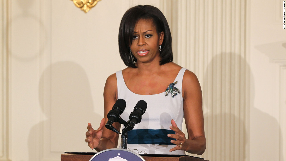 Daughter of a pump operator and a stay-at-home mom, Michelle Obama attended Chicago public schools, Princeton University and Harvard Law School. She worked at Chicago's City Hall and the University of Chicago before her husband became more involved in politics.
