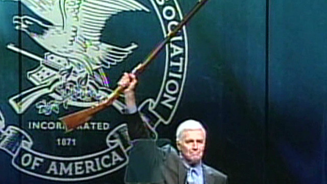 Behind the NRA's rise to power
