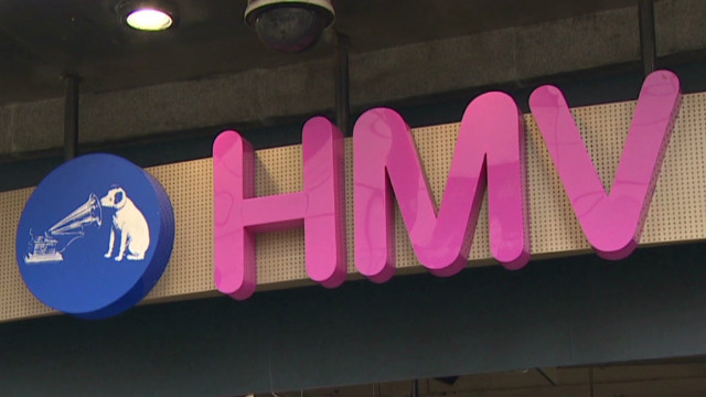 Is HMV on its last legs?