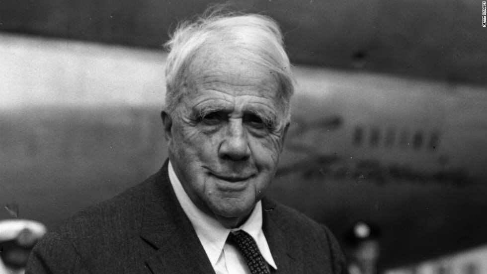 "President-elect John F. Kennedy personally asked celebrated poet (and Kennedy supporter) Robert Frost to recite a poem at his presidential inauguration. Frost was the first poet to do so in the history of the event. During the 1961 inauguration, Frost recited ""The Gift Outright."" This is an excerpt from the poem:<br /><br />The land was ours before we were the land's.<br />She was our land more than a hundred years<br />Before we were her people. She was ours<br />In Massachusetts, in Virginia,<br />But we were England's, still colonials,<br />Possessing what we still were unpossessed by,<br />Possessed by what we now no more possessed."