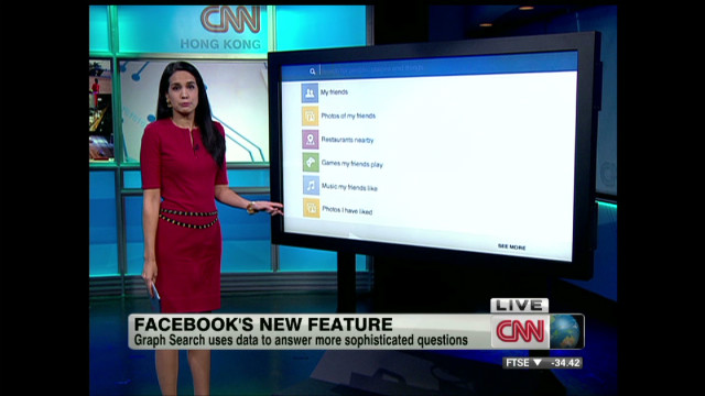 Facebook unveils upgraded search tool