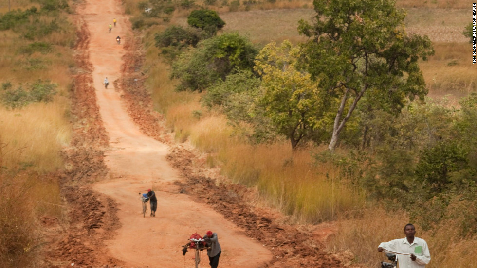 Without reliable transport rural health workers must either walk between villages or use bicycles, RFH says. As a result, trips to rural communities can take many hours.