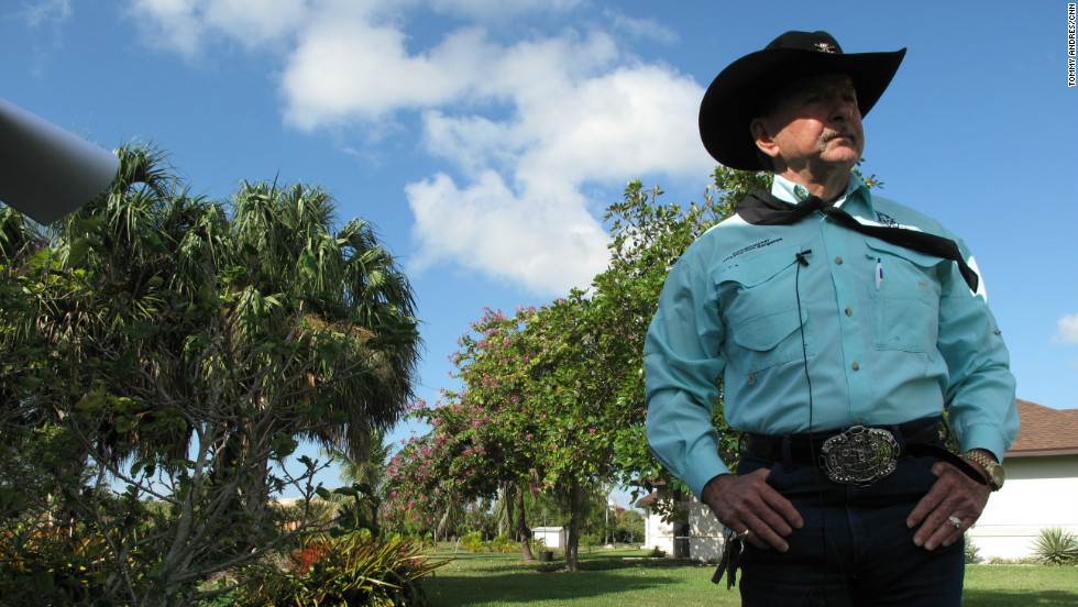 "A former rodeo professional, ""Alligator"" Ron Bergeron is now a commissioner for the Florida Fish and Wildlife Conservation Commission. He owns more than 6,000 acres of pristine land in the Everglades and is one of the area's most successful businessmen."