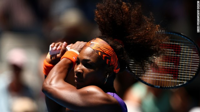 Serena Williams is hoping to win the Australian Open for a sixth time and land a 16th grand slam title.