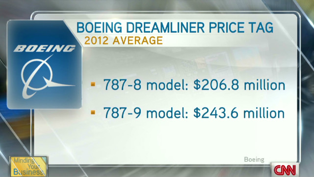 Boeing's Dreamliner nightmare
