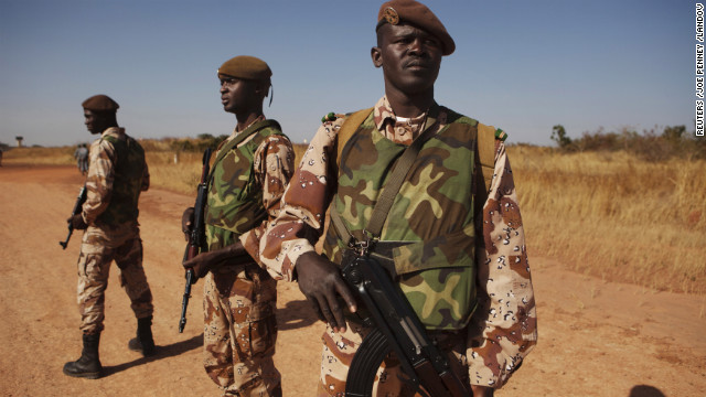 What led to Mali's disintegration?