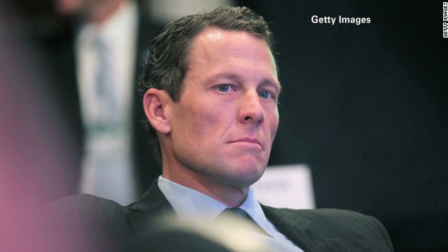 Can Armstrong repair his image?