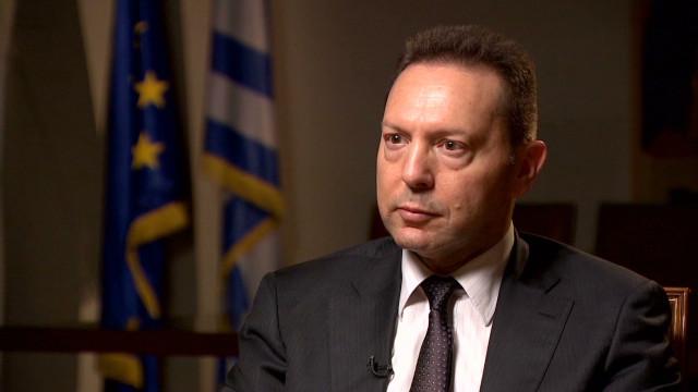 Greek FM on leaving Eurozone