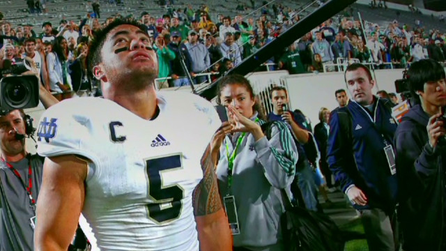 Journalists missed truth about Te'o