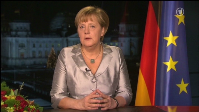 Tough year ahead for Angela Merkel