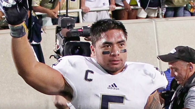 How the Te'o girlfriend hoax began
