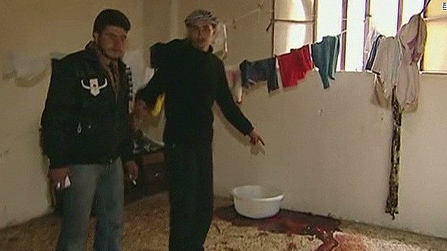 What happened in Homs?