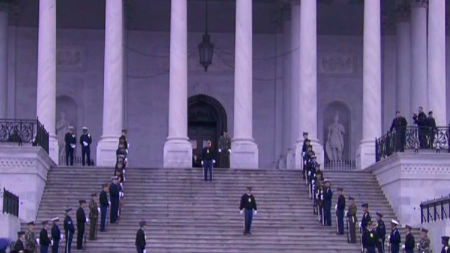 Washington preps for inauguration