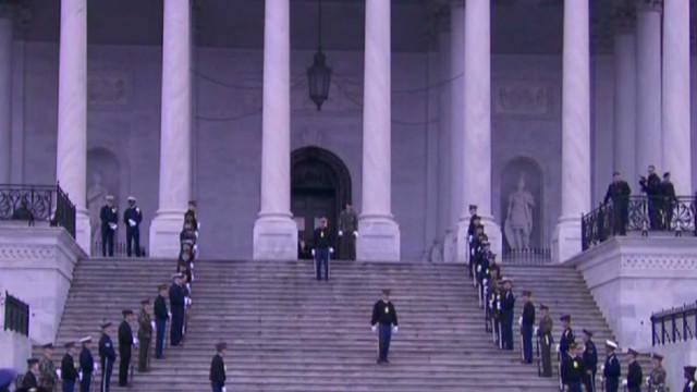 Washington preps for inauguration