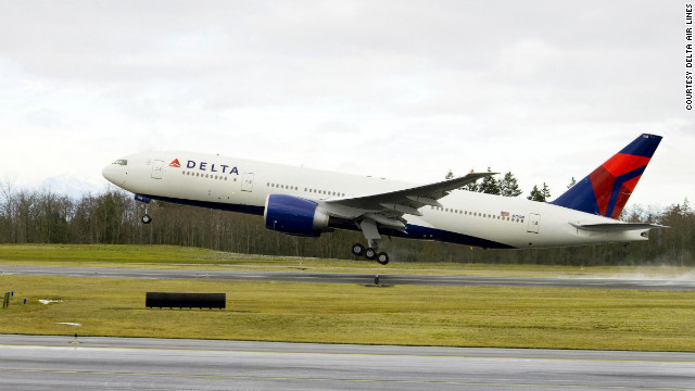 Delta Air Lines has attached a minimum spending requirement to elite frequent flier status.