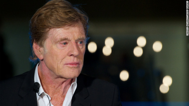 Redford: Why government is 'paralyzed'