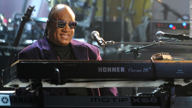 "Stevie Wonder boycotting Florida and other ""stand your ground"" states"