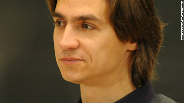 Sergei Filin, artistic director of the Russia's Bolshoi Ballet, was attacked with acid in January.