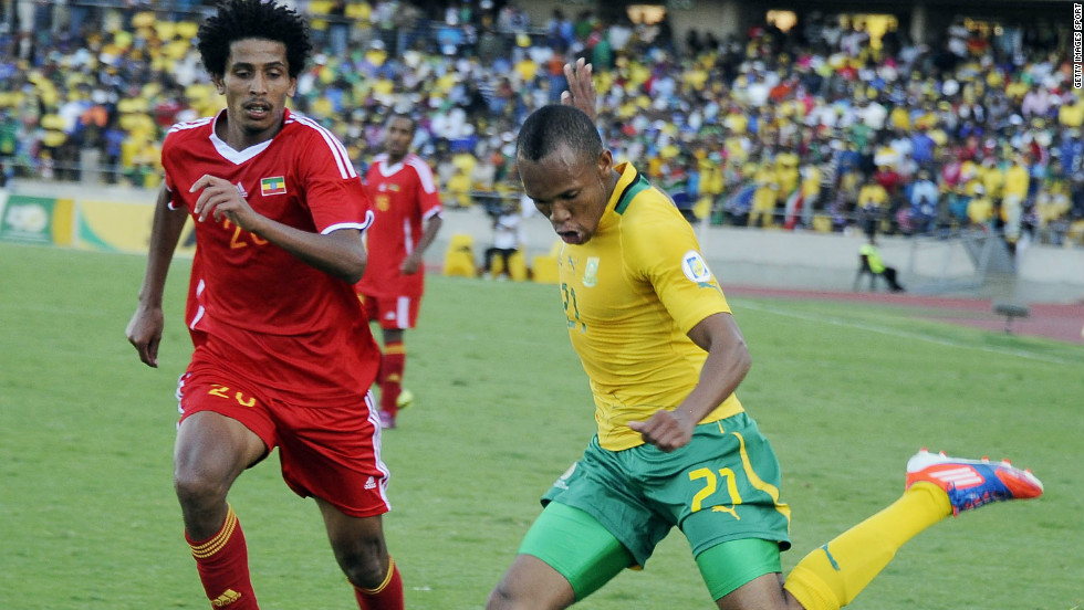 Ethiopia's qualification for the Africa Cup of Nations is not the only football success that the country is enjoying. They have secured four points in their first two 2014 World Cup qualification matches, including a 1-1 draw against South Africa.