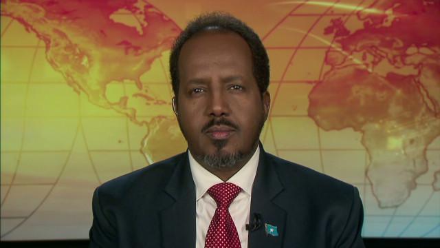 Somali president on protecting women