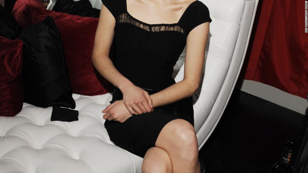 Krysten Ritter attends an event in Beverly Hills.