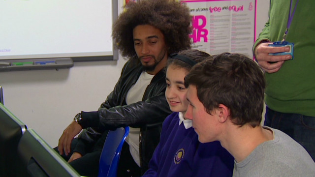 Assou-Ekotto: Education is key