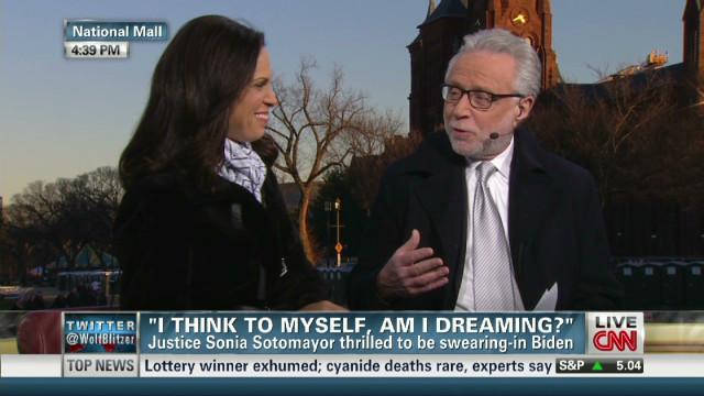 O'Brien interviews Justice Sotomayor
