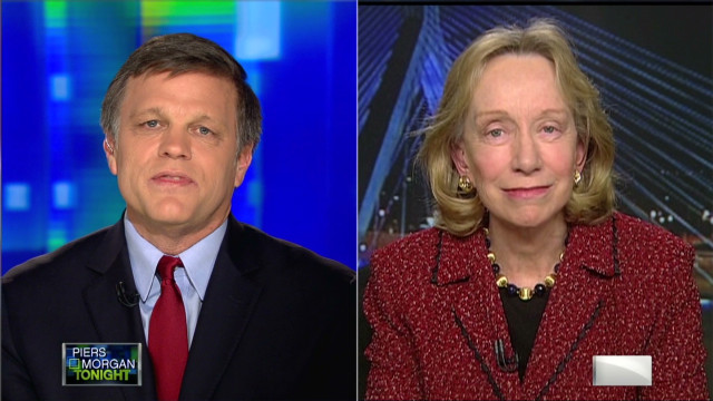 Doris Kearns Goodwin on Obama's 2nd term